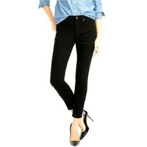 J.Crew Jeans 32 Lookout High Rise Skinny Ankle